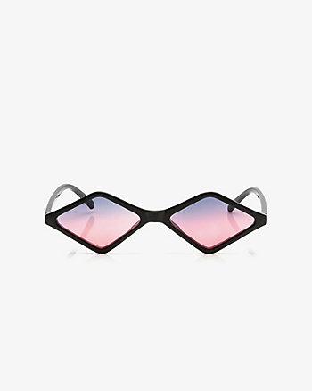 Trapezoid Sunglasses
