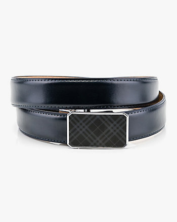 Italian-Made Leather Belt