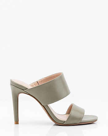 Strappy Slide Sandal