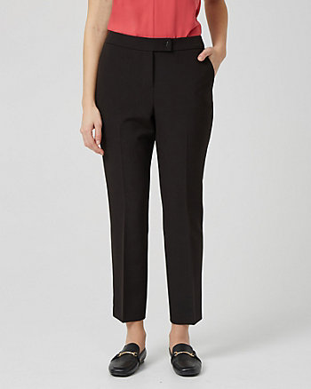 Bi-Stretch Slim Leg Pant