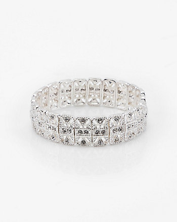 Gem Embellished Bracelet