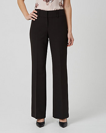 Washable Bi-Stretch Slim Leg Pant