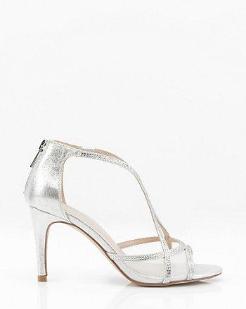Jewel Embellished Strappy Sandal