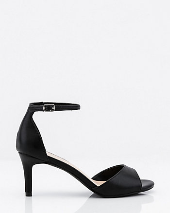Sandale à bride de cheville
