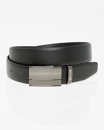 Bonded Leather Belt