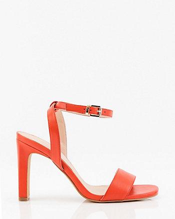 Open Toe Ankle Strap Sandal