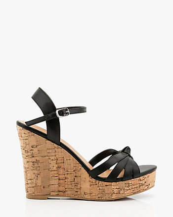 a3a2a84f8 Ankle Strap Wedge Sandal