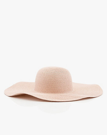 Chapeau à large bord