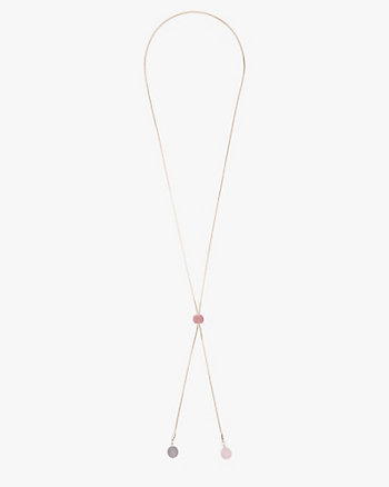 Brass Transformer Necklace