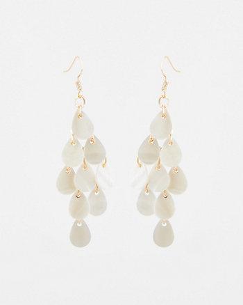 Shell Chandelier Earrings