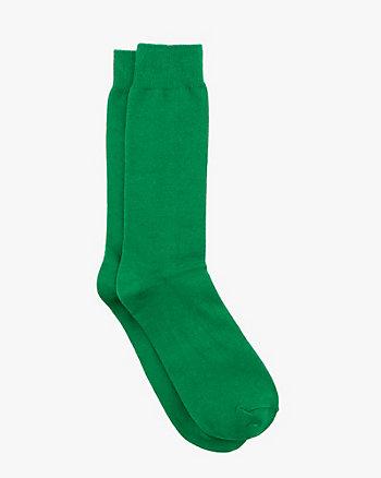 Cotton Blend Socks