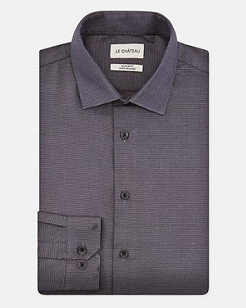 Chemise de régulière en coton
