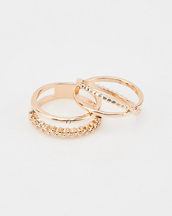 Set of Two Rings