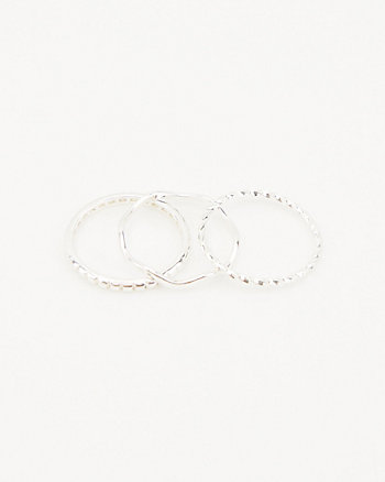Set of Three Rings