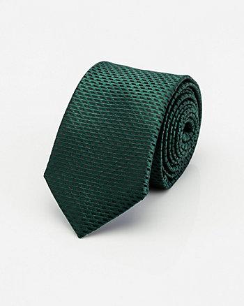 Textured Shiny Tie