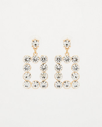 Gem Encrusted Earrings