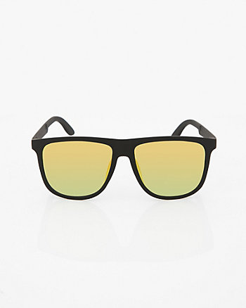 Matte Mirror Sunglasses