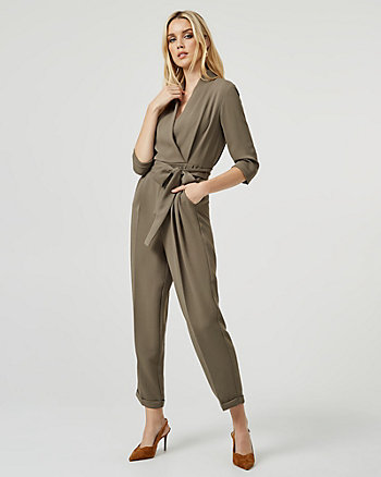 Slim Leg Jumpsuit