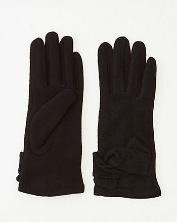 Wool Blend Touchscreen Gloves