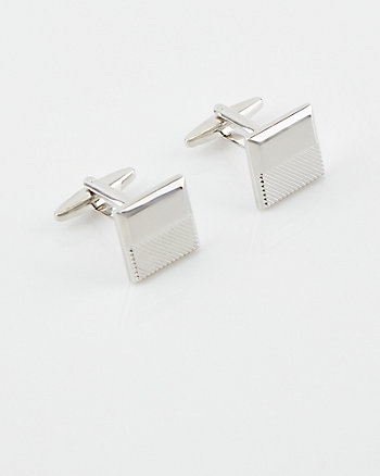 Textured Metal Cufflinks