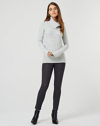 Stretch Corduroy Skinny Leg Pant