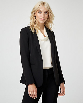 Bi-Stretch Tailored Fit Blazer