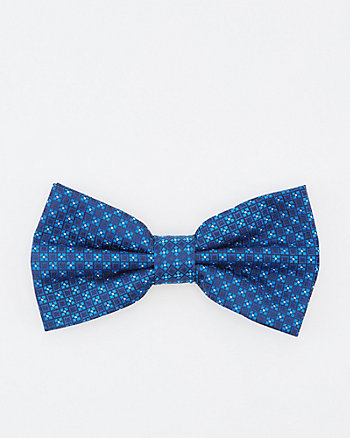 Geo Print Bow Tie