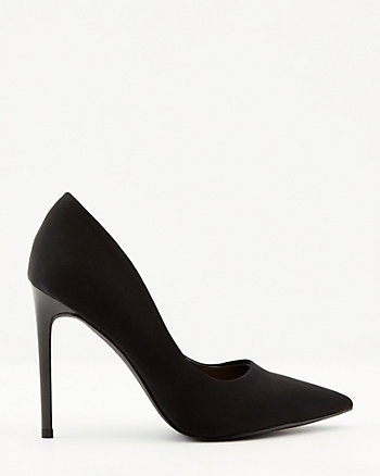 Pointy Toe Pump