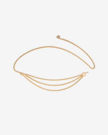 Medallion Chain Belt