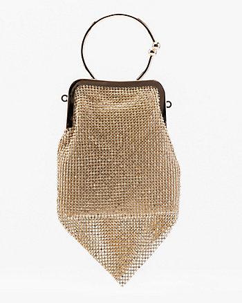 Glitter Mesh Bag