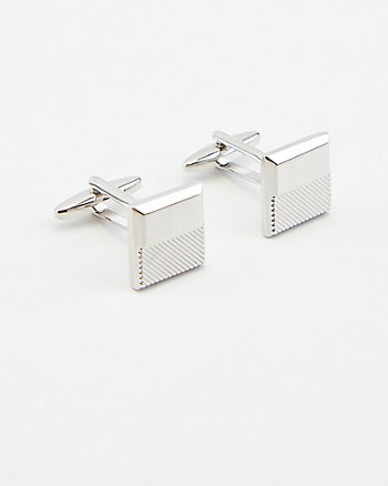 Textured Metal Cuff Links