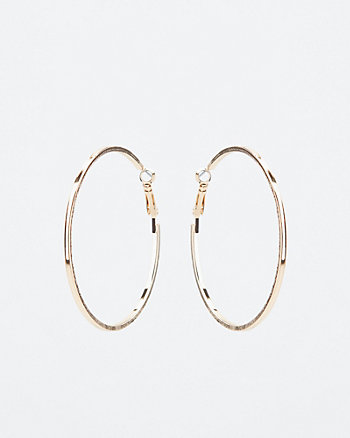 60mm Hoop Earrings