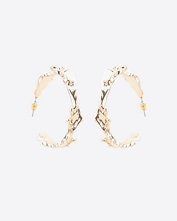 42mm Hoop Earrings