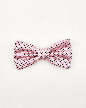 Geometric Print Bow Tie