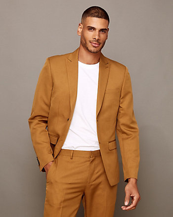 Mechanical Stretch City Fit Blazer