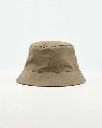 Chapeau cloche en coton