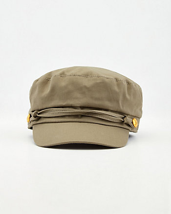 Cotton Poorboy Hat