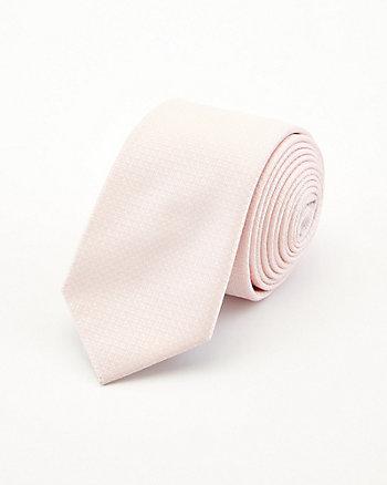 Cravate à motif géométrique