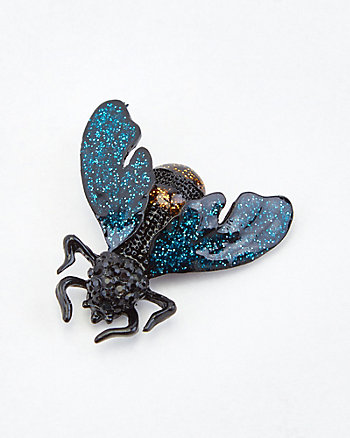 Fly Lapel Pin