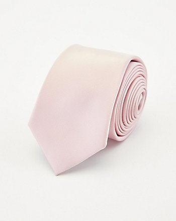 Faux Suede Tie