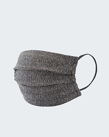 Tweed-Like Reusable Face Mask