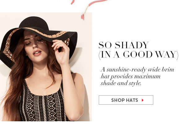 Shop Hats for Women