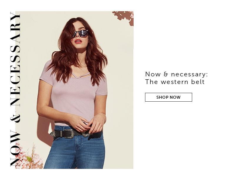 Shop Women's Belts