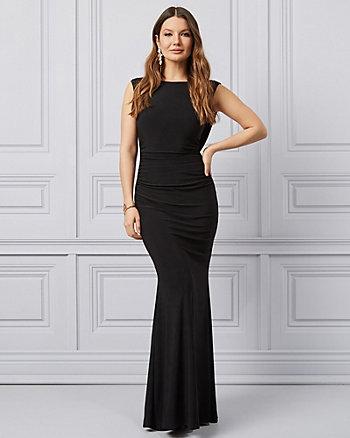 Fall Mother of Bride Dress