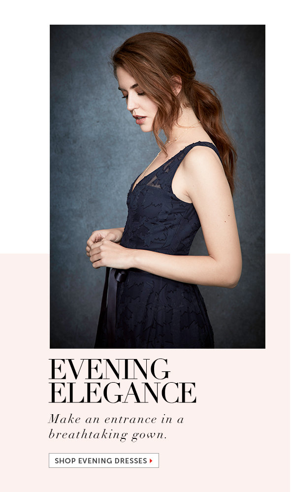 Shop Evening Dresses