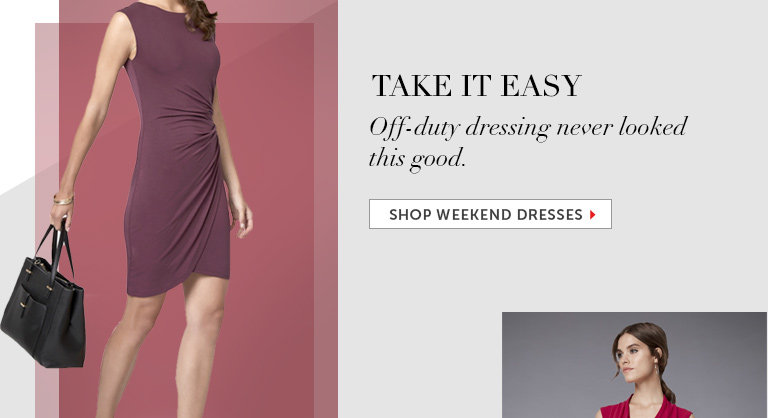 Shop Weekend Dresses