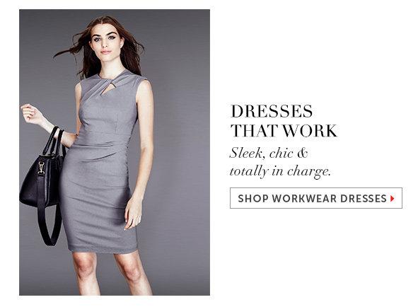 Shop Workwear Dresses