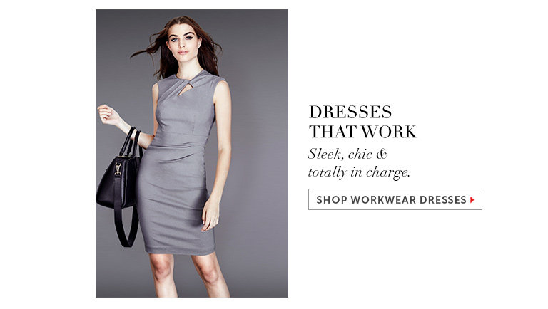 Shop Workwear Dresses
