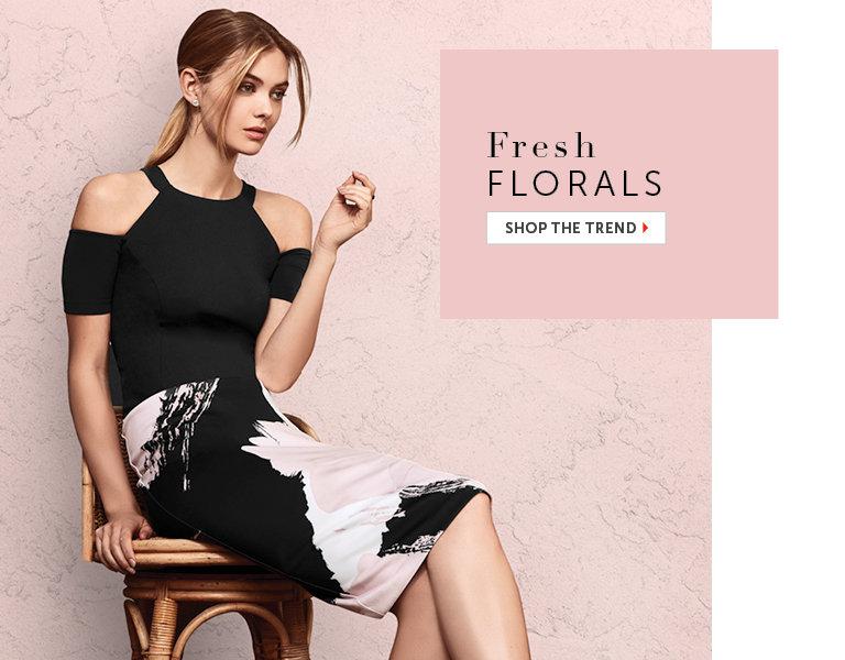 Shop Floral Dresses