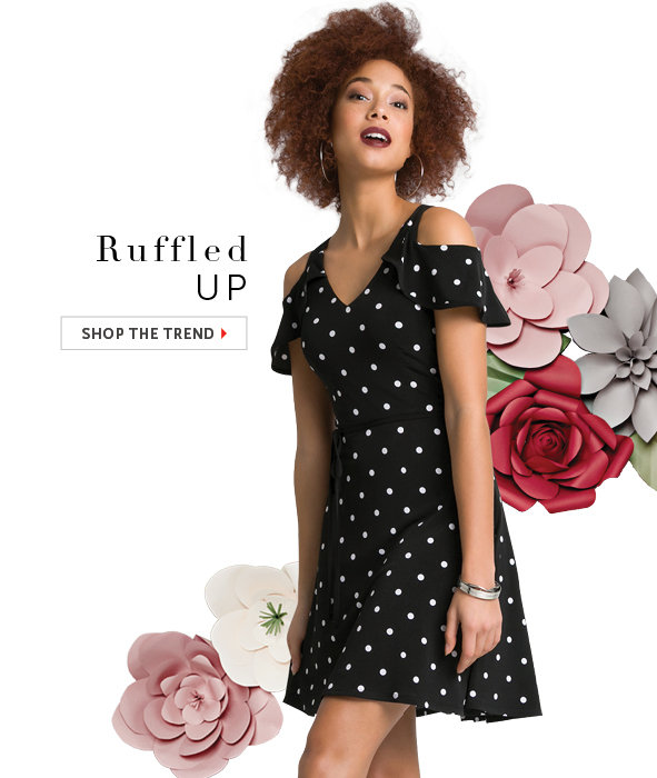Shop Ruffle Dresses